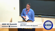 Princeton 5G Summit - Jeff Steel Keynote - Prototypes Become Reality