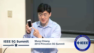 Princeton 5G Summit - Mung Chiang Keynote - Cloudy Start - Foggy Finish