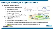 Maximizing the Cost Savings for Utility Customers Using Behind-the-Meter Energy Storage