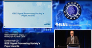 IEEE Signal Processing Society's Paper Awards