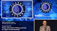Plenary 3- Power and Limits of Deep Learning for Signal Understanding