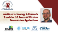 'Millimeter-wave technology and research trends for 5G Access and Wireless Transmission applications - An industry view'