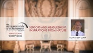 Sensors and Measurement: Inspirations from Nature