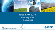SAM 2018: Radio Astronomy Image Formation in the SKA Era