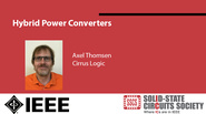 Hybrid Power Converters Video