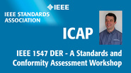 IEEE Conformity Assessment Program - Jason Allnutt - IEEE 1547 DER 2018