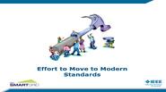 Modern Grid Design Standards Driving Smart Grid Implementation : Session 3
