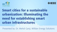 Smart Cities for a Sustainable Urbanization