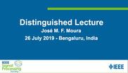 Lecture: Jose M. F. Moura - Future Trends in Signal Processing