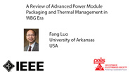 A Review of Advanced Power Module Packaging and Thermal Management in WBG Era