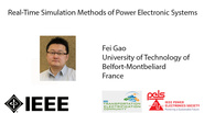 Real Time Simulation Methods of Power Electronic Systems