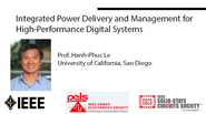 Integrated Power Delivery and Management for High-Performance Digital Systems Video