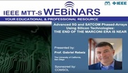 Advanced 5G and SATCOM Phased-Arrays Using Silicon Technologies: The End of the Marconi Era is Near