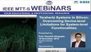 Terahertz Systems in Silicon: Overcoming Device Level Limitations for System Level Functionalities