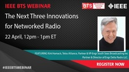 The Next Three Innovations for Networked Radio