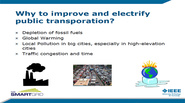 Electric Vehicles for Public Transportation in Smart Grids