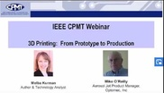 3D Printing: From Prototype to Production