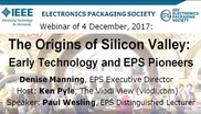 The Origins of Silicon Valley: Early Technology and EPS