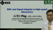 Signal Integrity and EMI in High Speed Electronics Video
