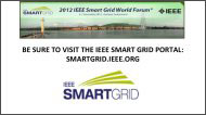 IEEE Smart Grid World Forum