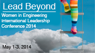 IEEE Women in Engineering International Leadership Conference 2014