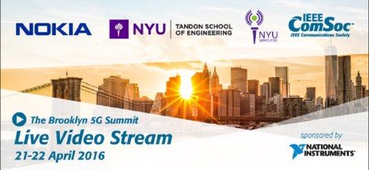 The Brooklyn 5G Summit