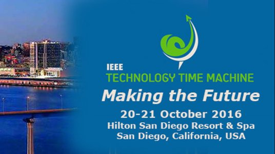IEEE Technology Time Machine 2016