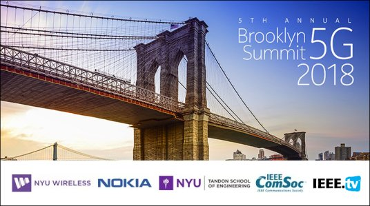 Brooklyn 5G Summit 2018