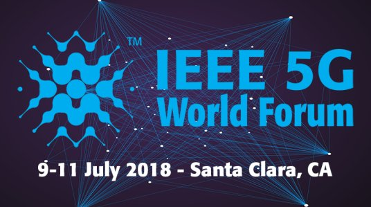 IEEE 5G World Forum 2018