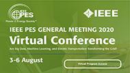 2020 Awards: PES General Meeting