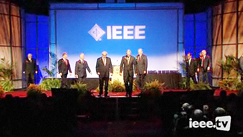The IEEE Honors Ceremony (2008)
