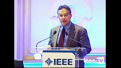 IEEE 125th Anniversary Media Event: Probabilistic Chips Slate