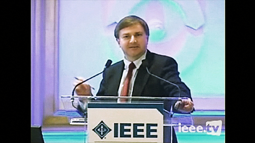 IEEE 125th Anniversary Media Event: Dynamic Composable Computing