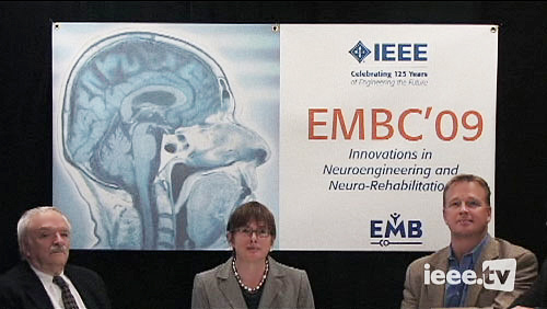EMBC '09 - Advances in Neuro-rehabilitation