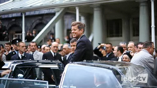 The Truth About the JFK Assassination. Signal Processing Tells The Story.
