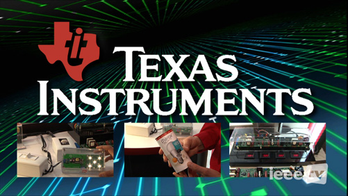 APEC Exhibitor Showcase - Texas Instruments Power Management