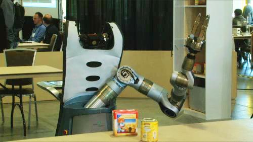 ICRA Robot Challenge