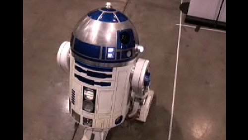 Maker Faire 2008: R2-D2 Builders