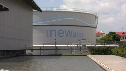 Singapore's road to water self-sufficiency