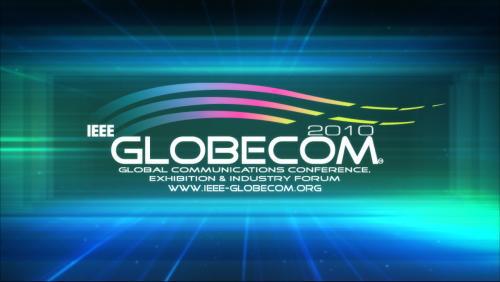 IEEE GLOBECOM 2010