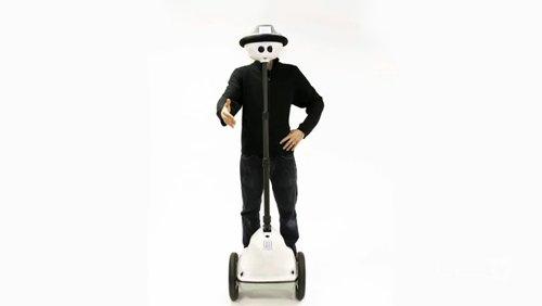 Testing My New Robot Body