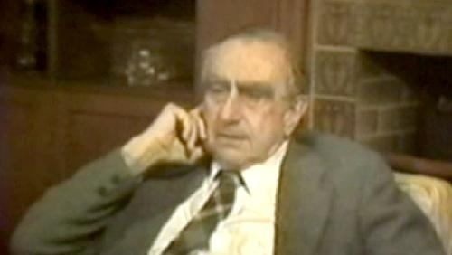 Larson Collection interview with Edward Teller
