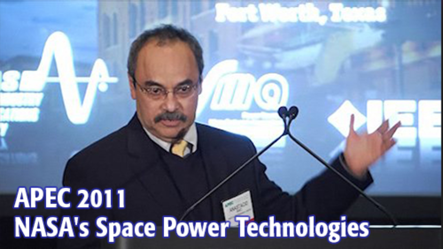 APEC 2011-NASA's Space Power Technologies