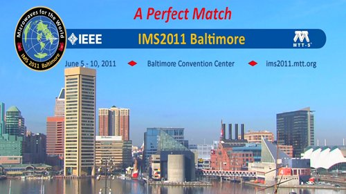 IMS 2011 Preview of International Microwave Symposium