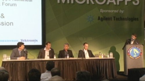IMS 2011 Microapps - Panel Session: Nonlinear Measurements