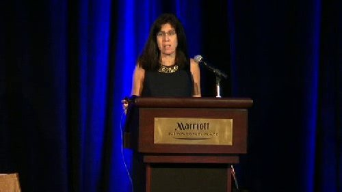EMBC 2011 -Keynote (Women in Engineering Program)  Re-engineering the War on Cancer: A Call to Action for Personalized Medicine -Mara G. Aspinall