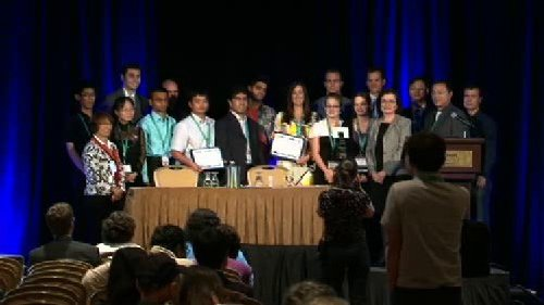 EMBC 2011- Students' Paper Award Ceremony