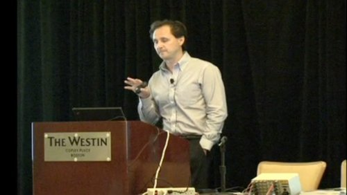 EMBC 2011-Keynote-The Importance of Neuromechanical Limb Models in the Design of Leg Prostheses and Orthoses -Hugh Herr