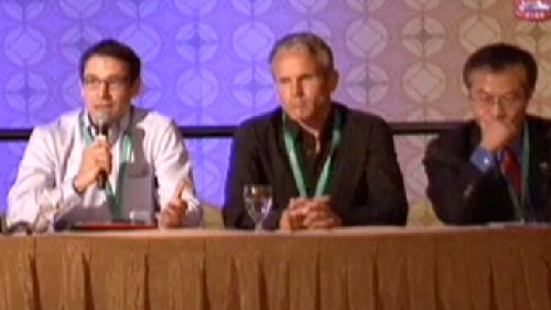 EMBC 2011-Panel Discussion-The Future of Rehabilitation Robotics -PT I