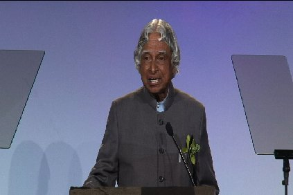 2011 IEEE Awards Honorary Membership - A P J Abdul Kalam
